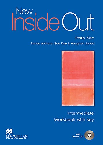 9780230009097: New Inside Out. Intermediate. Workbook