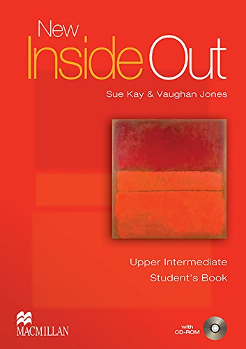9780230009141: NEW INSIDE OUT Upper Sts Pack: Student Book with CD-ROM Pack