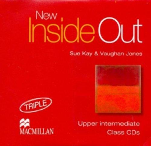 9780230009172: New Inside Out - Class CDs - Upper Intermediate: Class Audio CD