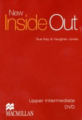 9780230009189: New Inside Out Upper - Intermediate: DVD (Inside Out DVD)
