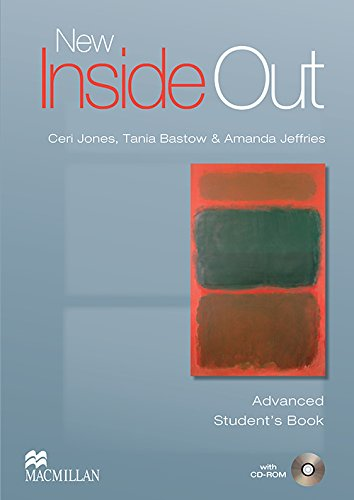 9780230009271: New Inside Out - Student Book - Advanced - With CD Rom - CEFC1