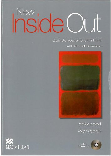 9780230009288: NEW INSIDE OUT Advanced Workbook with Audio CD (No Key Pack)