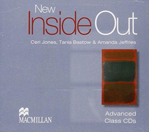 9780230009301: New Inside Out - Class CDs - Advanced