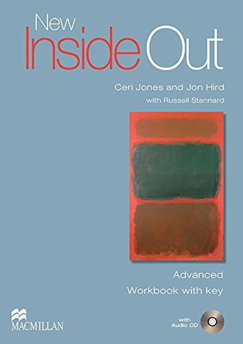 9780230009363: New Inside Out - Workbook - Advanced - With Key and Audio CD- CEF C1