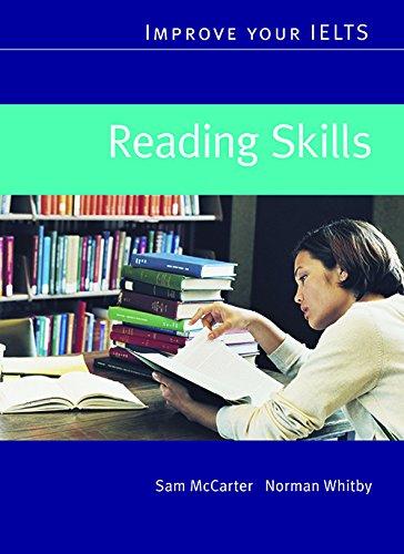9780230009455: IMPROVE IELTS Reading Skills: Study Skills