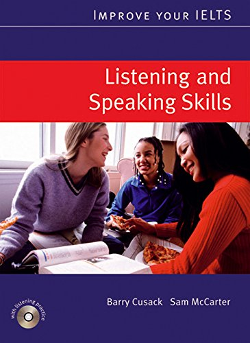 Improve Your IELTS List and Speak Skill: Barry Cusack