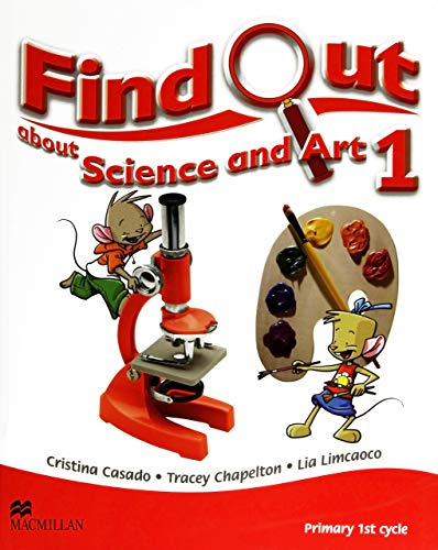 9780230009509: FIND OUT 1 Science & Art Ab