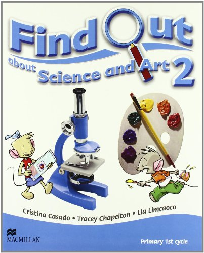9780230009547: FIND OUT 2 Science & Art Act