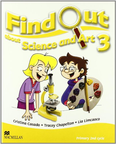 9780230009592: FIND OUT 3 Science & Art Act