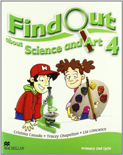 9780230009639: FIND OUT 4 Science & Art Act