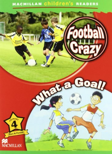 9780230010178: MCHR 4 Football Crazy: What a Goal!