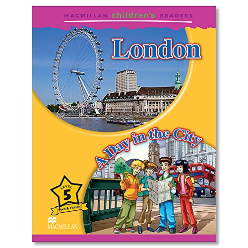 9780230010208: Macmillan Children's Readers: Level 5: London / A Day in the City