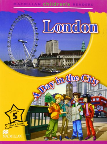9780230010215: MCHR 5 London: A Day in the City - 9780230010215