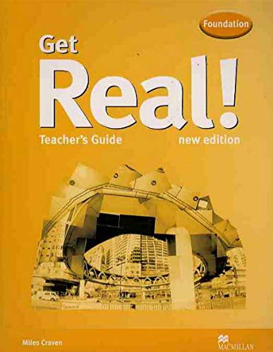 9780230010505: Get Real!. Foundation: Teacher's Guide Pack