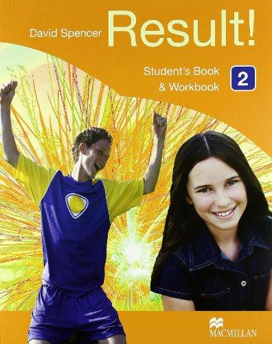9780230010994: Result. Student's book-Workbook. Con CD Audio. Per la Scuola media: 2
