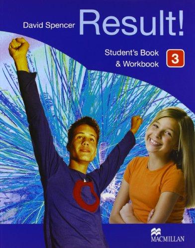 9780230011007: Result. Student's book-Workbook. Con CD Audio. Per la Scuola media: 3