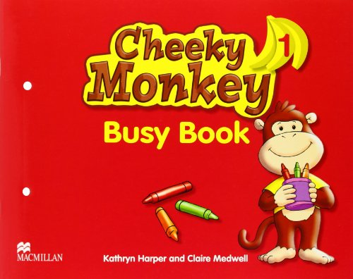 9780230011403: CHEEKY MONKEY 1 Busy Book