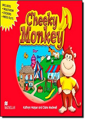 9780230011427: Cheeky Monkey 1 Pupil's Book Pack