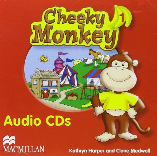 9780230011441: Cheeky Monkey 1 DVD & Photocopiable CD