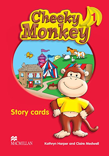 9780230011472: Cheeky Monkey 1 Story Cards