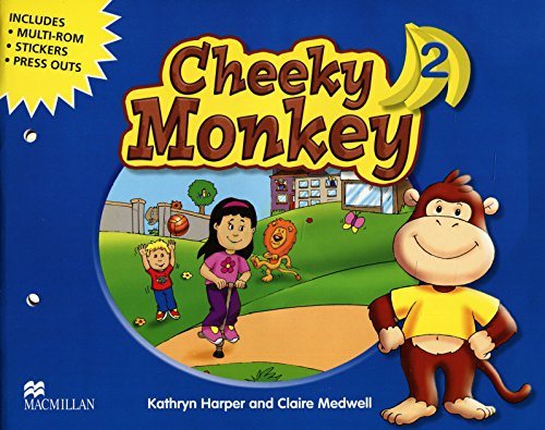 9780230011496: Cheeky Monkey 2 Pupil's Book Pack
