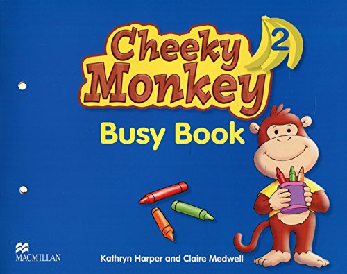 9780230011502: CHEEKY MONKEY 2 Busy Book