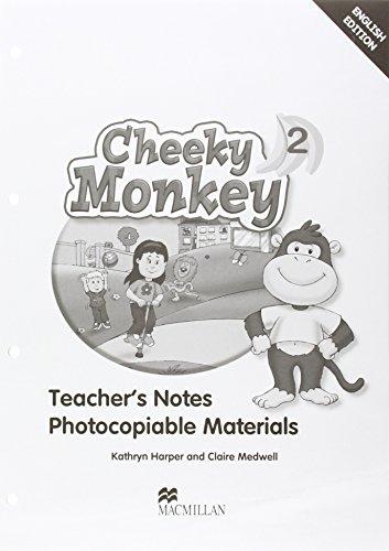 9780230011526: Cheeky Monkey 2 Teacher's Book