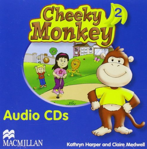 9780230011533: Cheeky Monkey 2 DVD & Photocopiable CD