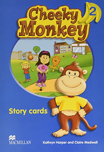 9780230011564: Cheeky Monkey 2 Story Cards