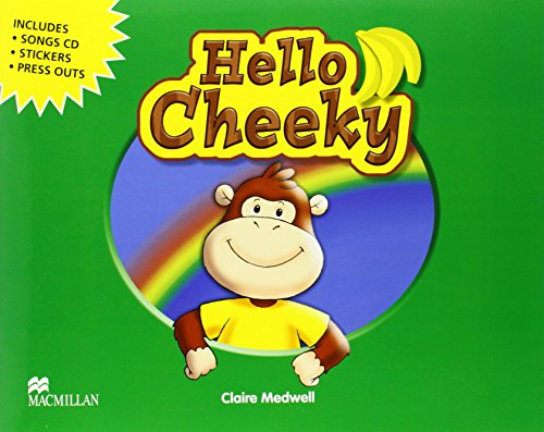9780230011588: HELLO CHEEKY MONKEY Pb Pk