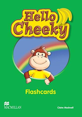 9780230011625: Hello Cheeky Flashcards