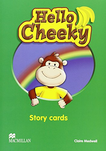 9780230011632: Hello Cheeky Story Cards