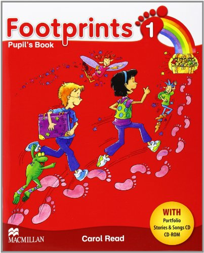 9780230011892: Footprints 1: Pupil's Book