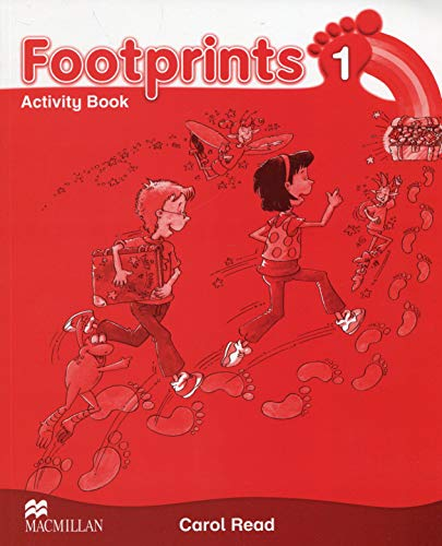 9780230011908: Footprints 1, Activity Book