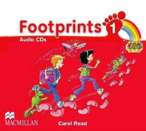 9780230011922: Footprints 1, Audio CD's