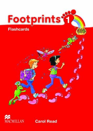 9780230011953: Footprints 1: Flashcards
