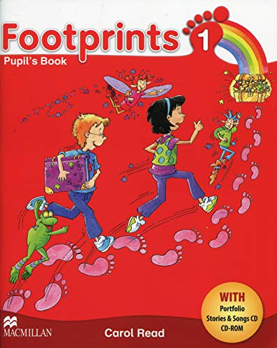 9780230011991: Footprints 1 Pupil's Book Pack