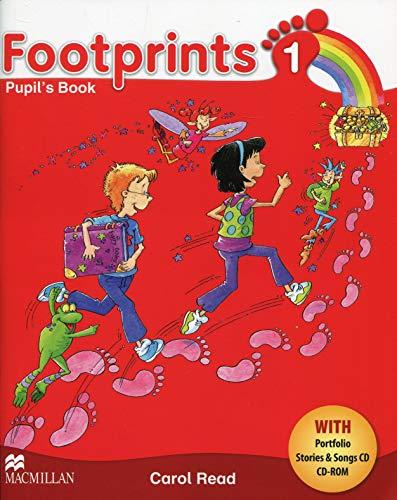 9780230011991: Footprints 1, Pupil's Book