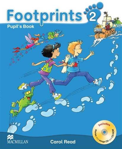 9780230012004: Footprints 2: Pupil's Book