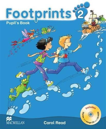 9780230012004: Footprints 2: Pupil's Book