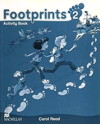 9780230012011: Footprints 2 Activity Book