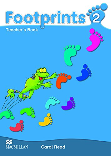 9780230012028: Footprints 2: Teacher's Book