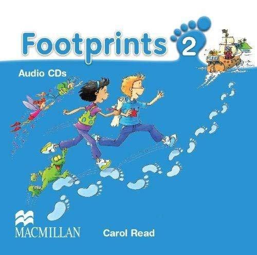 9780230012035: Footprints 2: Audio CD's