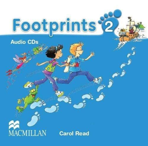 9780230012035: Footprints 2: Audio CD's