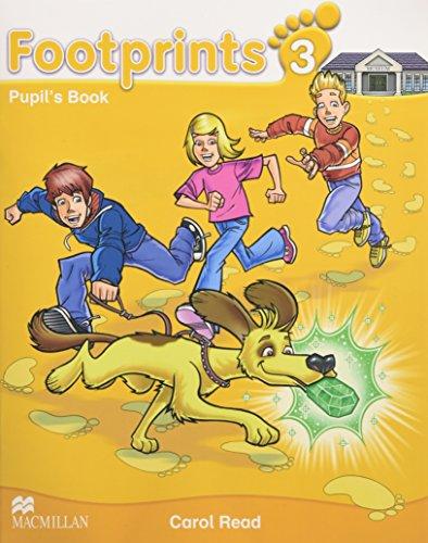 9780230012103: Footprints 3 Pupil's Book B1