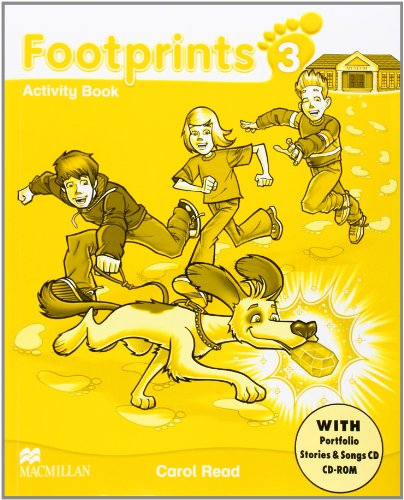 9780230012110: Footprints 3 Act Pack