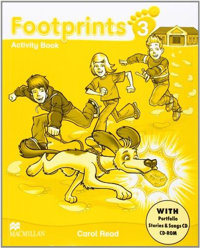 9780230012110: Footprints 3 Act Pack