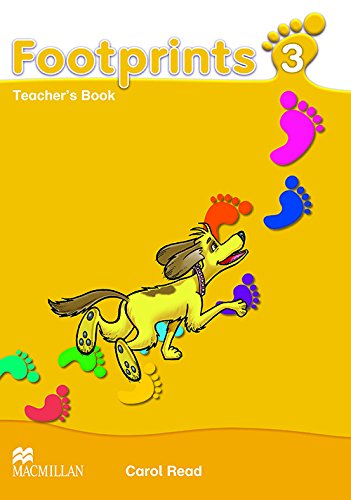 9780230012127: Footprints 3: Teacher's Book