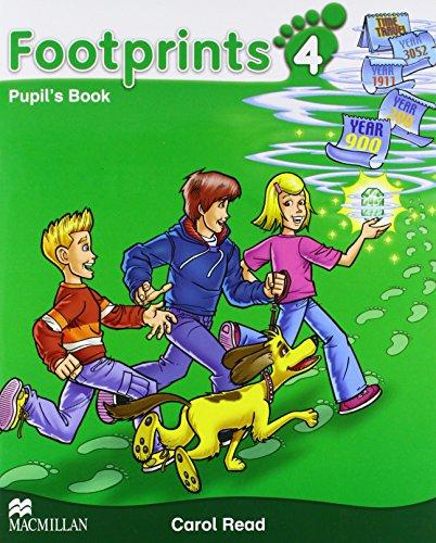 9780230012202: Footprints 4: Pupil's Book