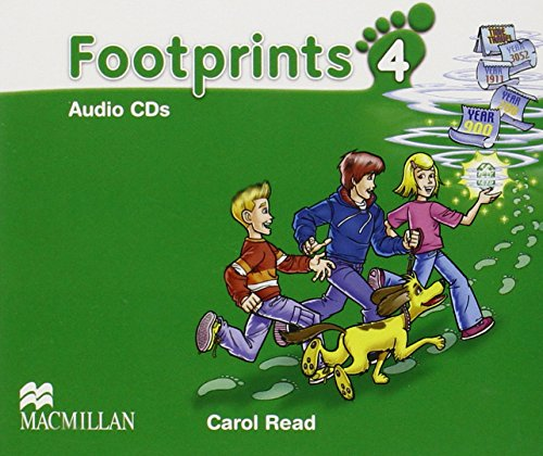 9780230012233: Footprints 4